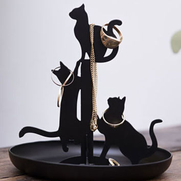 The Cat's Meow Jewelry Stand