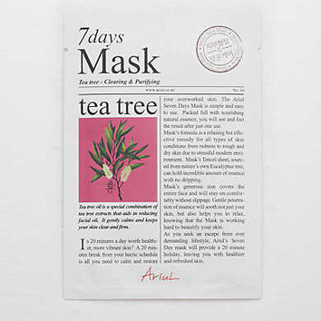 Ariel 7 Days Mask , Tea Tree