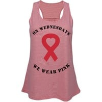 Breast Cancer Tank: Sweet Style