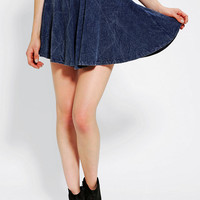 Urban Outfitters - Ecote Acid-Wash Circle Skirt