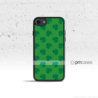 St. Patrick's Day Shamrock Clover Case Cover for Apple iPhone iPod Samsung Galaxy S & Note