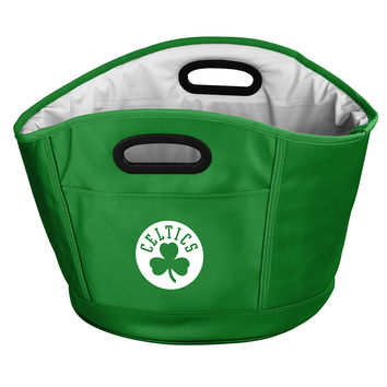 Boston Celtics NBA Collapsible Beverage Cooler Party Bucket
