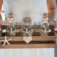 Sand Unity Ceremony Set For Beach wedding