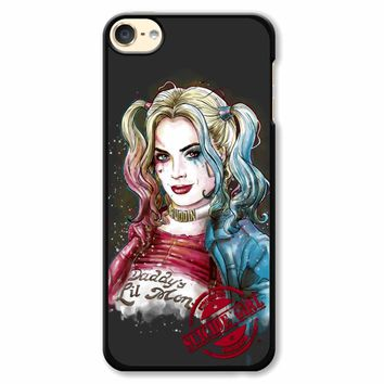 Suicide Girl Harley Quinn iPod Touch 6 Case