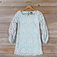 Ocean Kiss Lace Dress
