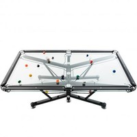 Glass Pool Table, GiftVault - The Luxury Gift Service