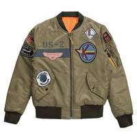 Jacket - Aviation Corp - Jackets - Jackets & Outerwear - Women - Modekungen