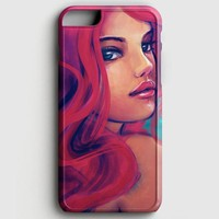 Beauty Hair Ariel Little Mermaid iPhone 7 Case