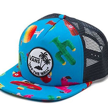 Vans MENS SURF PATCH TRUCKER HAT (El Guapo)