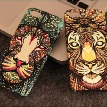 Fashion cool beast Case Cover for Apple iPhone 5s 5 SE 6 6S 6 Plus 6S Plus 04D160919_002