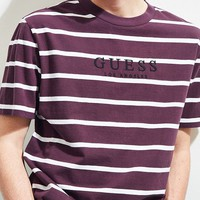 GUESS Doheny Stripe Tee | Urban Outfitters
