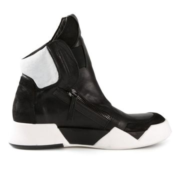 Ca By Cinzia Araia geometric trainers