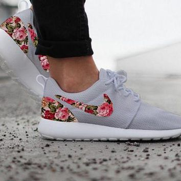 Nike Roshe Run Women Men Casual Sneakers Sport Running Shoes-4