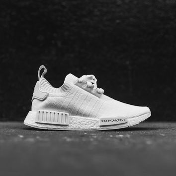 adidas Originals NMD_R1 PK - Triple White