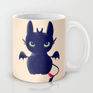 Night Fury Mug by Nan Lawson