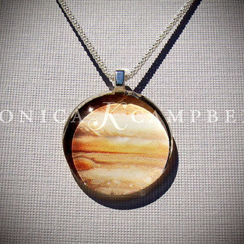 Jupiter Pendant Necklace On Interchangeable by monicaKcampbell