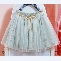 New Fall 2013 Dolly Vintage Inspired A-Line Skirt from Moooh!!