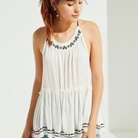 UO Dream Catcher Tiered Tank Top | Urban Outfitters