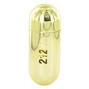 212 Vip Eau De Parfum Spray (Tester) By Carolina Herrera