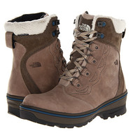 The North Face Snow Breaker Tall Vintage Khaki/Prussian Blue - Zappos.com Free Shipping BOTH Ways
