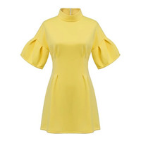 Bright Creative Colorful Stylish Star Women's Fashion Dress Lights [6514010887]