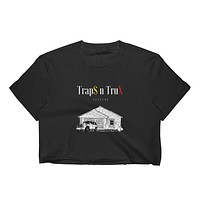 Trap House Women's Crop Top