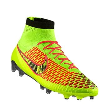 Nike Magista Obra FG iD Custom Women's Firm-Ground Soccer Cleats - Pink