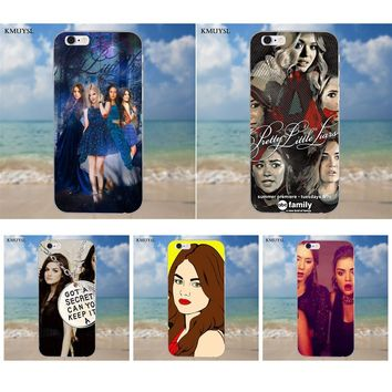 TPU Cases Capa Pop Pretty Little Liars For iPhone X 4 4S 5 5C SE 6 6S 7 8 Plus Galaxy S5 S6 S7 S8 Grand Core II Prime Alpha