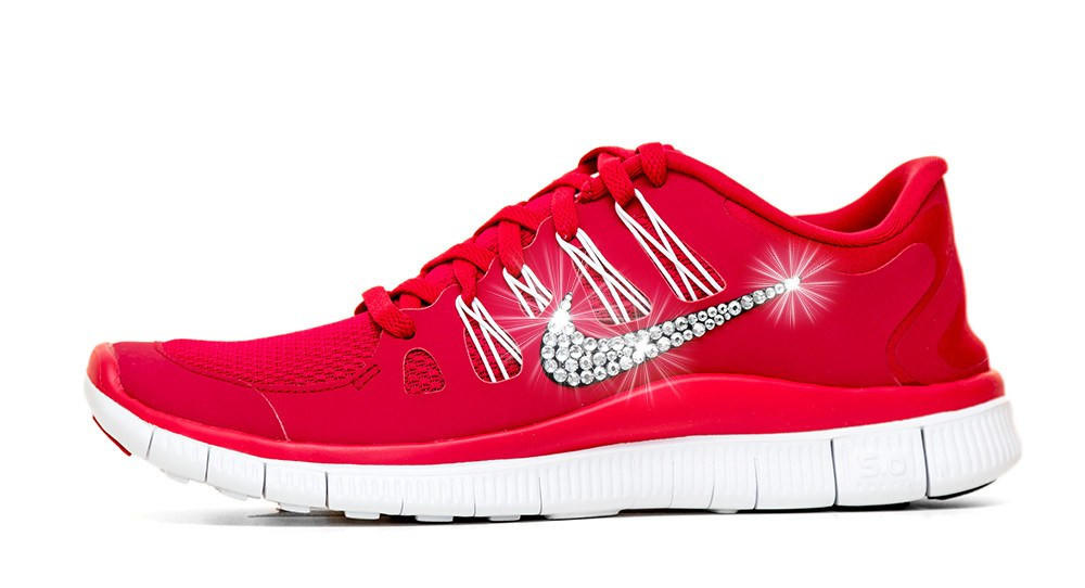 Nike Free Run 5.0 - Crystallized from Glitter Kicks  6594ae1b5