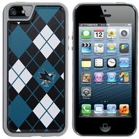 San Jose Sharks Plaid iPhone 5 Guardian Case