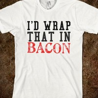 WRAP THAT IN BACON - Cash Cow