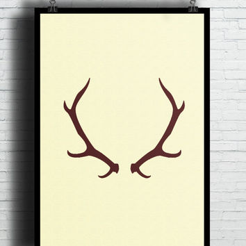 Horn Design, (Instant Download) , 300 dpi, Popular Digital Art