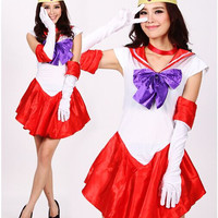 Sailor Mars Costume