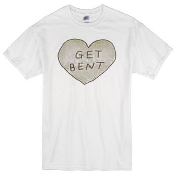 Get Bent Marina And The Diamonds Custom Men's Gildan Adult T-Shirt