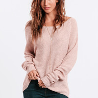 Bubblegum Pop Knit Sweater