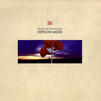 Depeche Mode - Music For The Masses LP