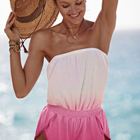 Strapless Cover-up Romper - Victoria's Secret