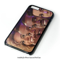 Beyonce, Jay-Z, Kanye West,Kim Kardashian Design for iPhone and iPod Touch Case