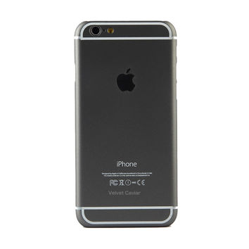 SLEEK IPHONE CASE GREY