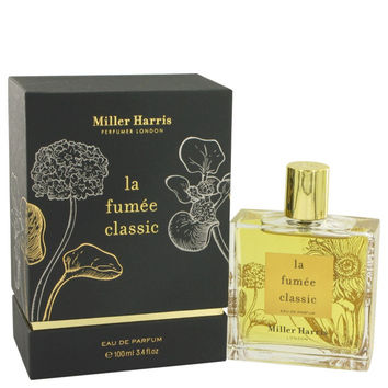 La Fumee Classic By Miller Harris Eau De Parfum Spray 3.4 Oz