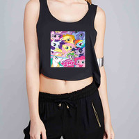 my little pony for Crop Tank Girls S, M, L, XL, XXL *IP*