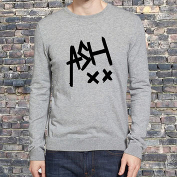 ashton irwin sweater Sweatshirt Crewneck Men or Women Unisex Size