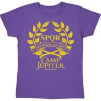 Camp Jupiter Branches Women's Tee Shirt Hip Funny Womens Tshirt