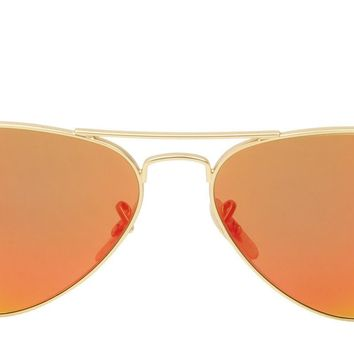 Ray Ban - RB3025 Gold - Red