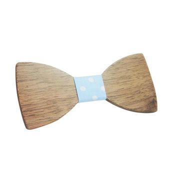 Fashion Adult Wooden Bow Ties Butterfly Men Party Bowtie Costume Decor Bowtie LM58s