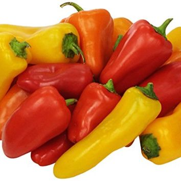 Sweet Mini Peppers, 1 lb