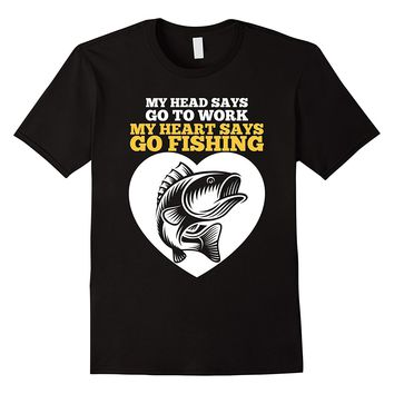 Fisherman Quotes Father's Day Gift T Shirts