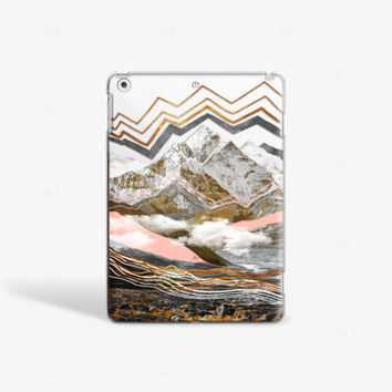 iPad Air 2 Case Mountain iPad Air 2 Hard Case Mountain iPad Mini 4 Cover Clear iPad Case Mountain iPad Cover iPad Pro Case iPad Mini 4 Case