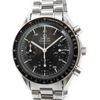 OMEGA Speedmaster Chronograph Automatic Watch 3510.50 Cal.1140 Serviced on April