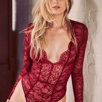 Lace Bodysuit - Very Sexy - Victoria's Secret